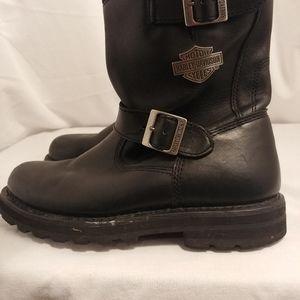 Harley Davidson mens boots size 9.5